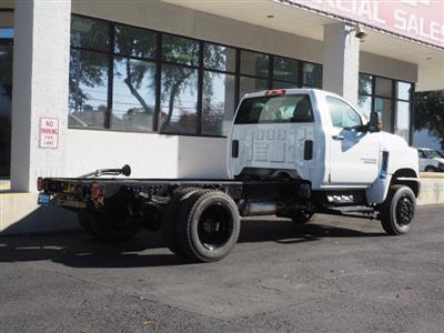 2020 Chevrolet Silverado 4500 Regular Cab DRW 4x4, Cab Chassis #LH384029 - photo 2