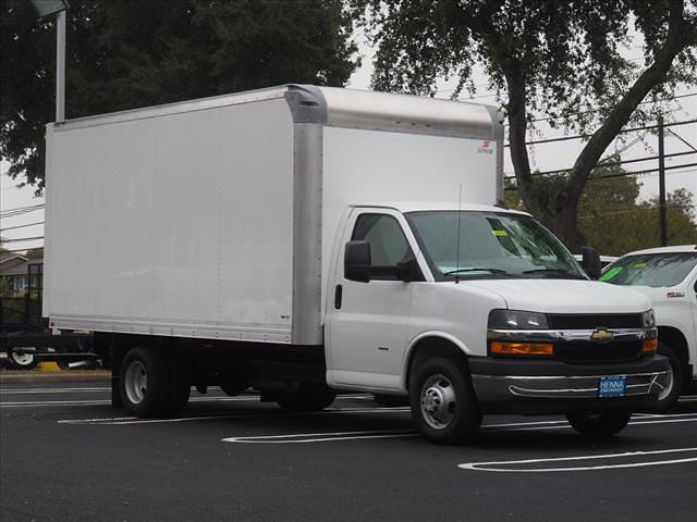 2020 Chevrolet Express 3500 DRW 4x2, Supreme Iner-City Dry Freight #LN009427 - photo 1