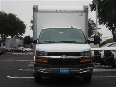 2020 Chevrolet Express 3500 DRW 4x2, Supreme Iner-City Dry Freight #LN009427 - photo 3