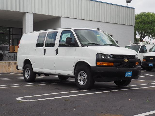 2021 Chevrolet Express 2500 4x2, Upfitted Cargo Van #M1197059 - photo 1