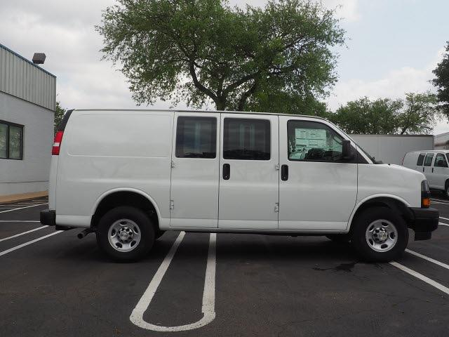 2021 Chevrolet Express 2500 4x2, Upfitted Cargo Van #M1197059 - photo 5