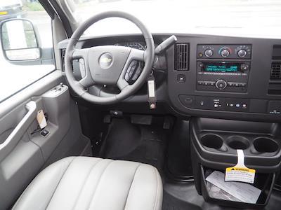 2021 Chevrolet Express 2500 4x2, Upfitted Cargo Van #M1197059 - photo 12