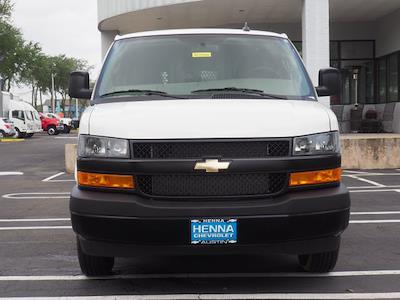 2021 Chevrolet Express 2500 4x2, Upfitted Cargo Van #M1197059 - photo 3