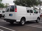 2021 Chevrolet Express 2500 4x2, Upfitted Cargo Van #M1197059 - photo 6