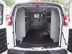 2021 Chevrolet Express 2500 4x2, Upfitted Cargo Van #M1197059 - photo 2