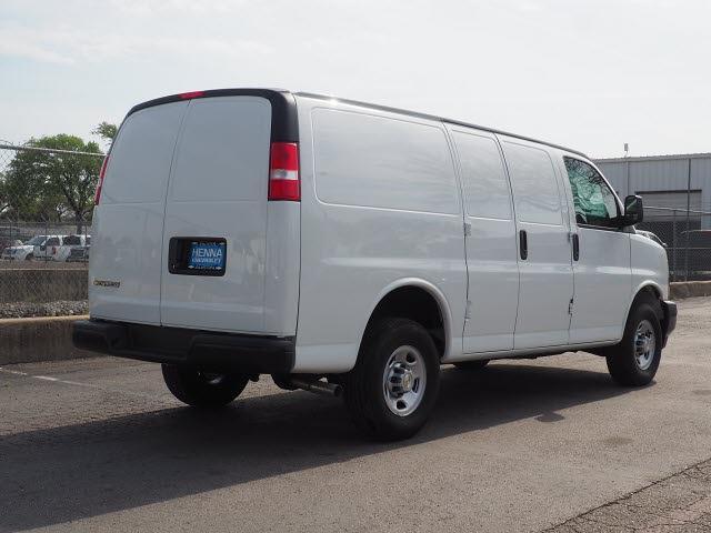 2021 Chevrolet Express 2500 4x2, Upfitted Cargo Van #M1215991 - photo 6