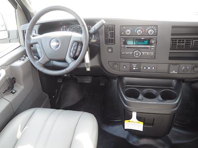 2021 Chevrolet Express 2500 4x2, Upfitted Cargo Van #M1215991 - photo 11