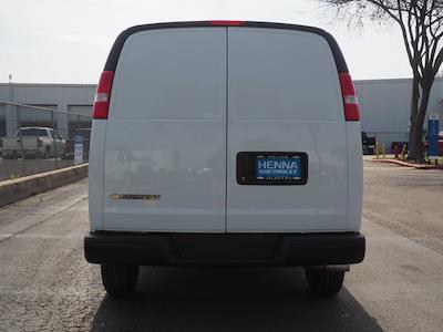 2021 Chevrolet Express 2500 4x2, Upfitted Cargo Van #M1215991 - photo 8