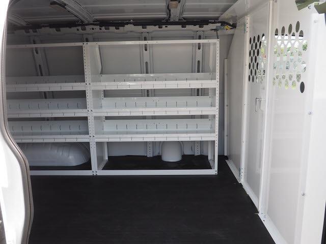 2021 Chevrolet Express 2500 4x2, Upfitted Cargo Van #M1216016 - photo 2