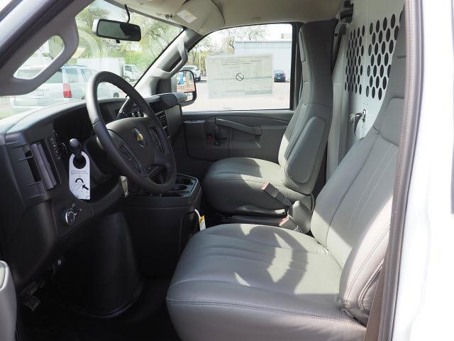 2021 Chevrolet Express 2500 4x2, Upfitted Cargo Van #M1216016 - photo 13