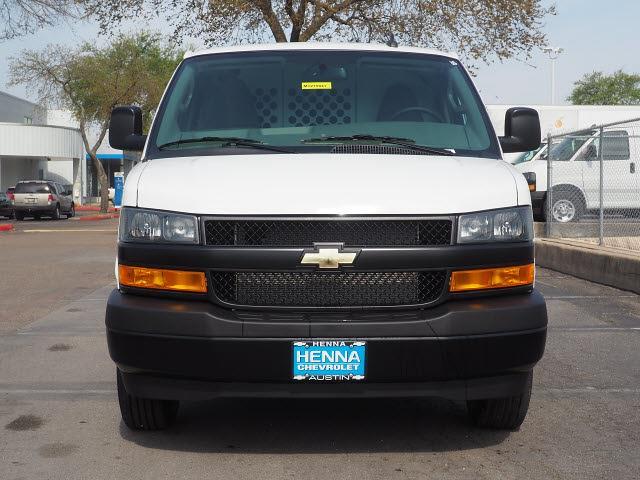 2021 Chevrolet Express 2500 4x2, Upfitted Cargo Van #M1216016 - photo 3