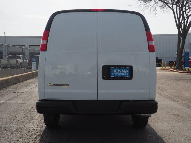 2021 Chevrolet Express 2500 4x2, Upfitted Cargo Van #M1216016 - photo 8
