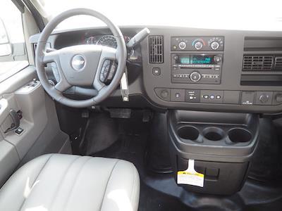 2021 Chevrolet Express 2500 4x2, Upfitted Cargo Van #M1216016 - photo 11