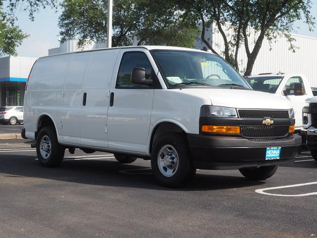 2021 Chevrolet Express 2500 4x2, Knapheide KVE Upfitted Cargo Van #M1233846 - photo 1