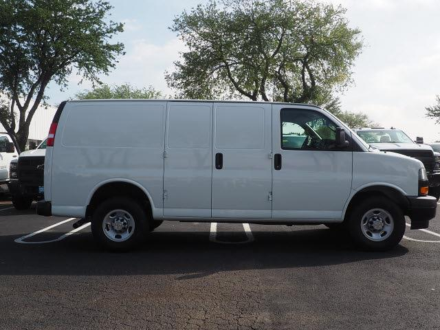 2021 Chevrolet Express 2500 4x2, Knapheide KVE Upfitted Cargo Van #M1233846 - photo 5