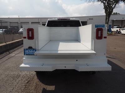 2021 Chevrolet Silverado 2500 Crew Cab 4x2, Service Body #MF172918 - photo 8