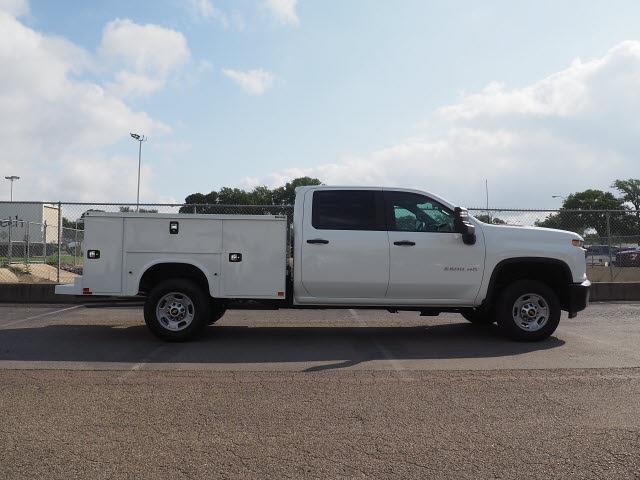 2021 Chevrolet Silverado 2500 Crew Cab 4x2, Service Body #MF172989 - photo 5