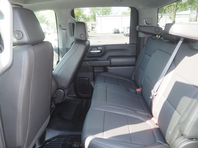 2021 Chevrolet Silverado 2500 Crew Cab 4x2, Service Body #MF173307 - photo 11