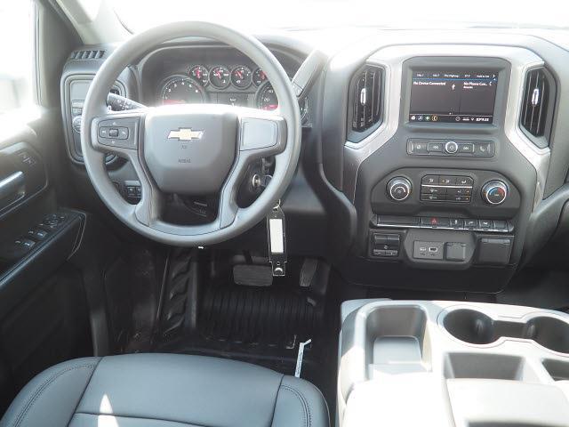 2021 Chevrolet Silverado 2500 Crew Cab 4x2, Service Body #MF173307 - photo 12