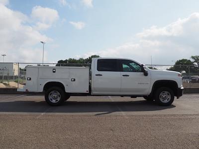 2021 Chevrolet Silverado 2500 Crew Cab 4x2, Service Body #MF173307 - photo 5