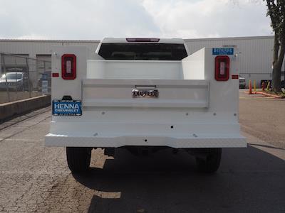 2021 Chevrolet Silverado 2500 Crew Cab 4x2, Service Body #MF173307 - photo 7