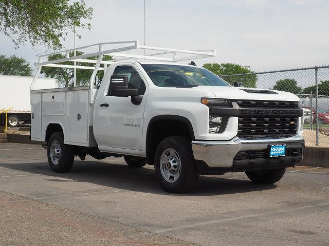 2021 Chevrolet Silverado 2500 Regular Cab 4x2, Harbor TradeMaster Service Body #MF185175 - photo 1