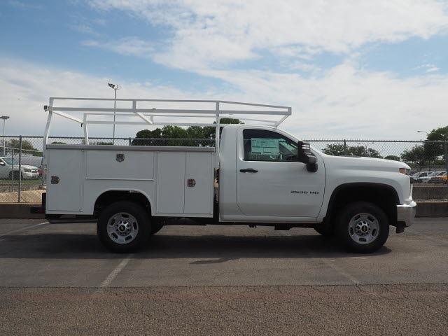 2021 Chevrolet Silverado 2500 Regular Cab 4x2, Harbor TradeMaster Service Body #MF185175 - photo 5