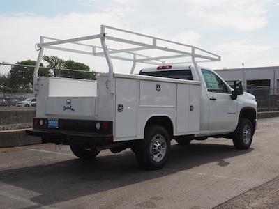 2021 Chevrolet Silverado 2500 Regular Cab 4x2, Harbor TradeMaster Service Body #MF185175 - photo 2