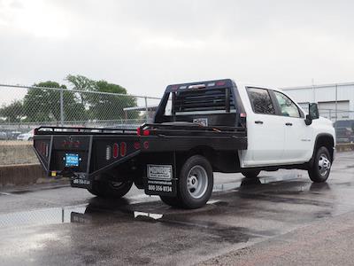 2021 Chevrolet Silverado 3500 Crew Cab 4x2, Platform Body #MF199916 - photo 2