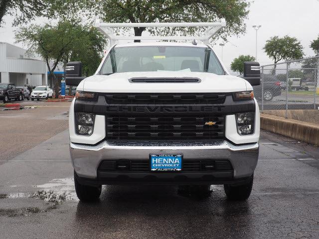 2021 Chevrolet Silverado 2500 Regular Cab 4x2, Knapheide Steel Service Body #MF222789 - photo 3