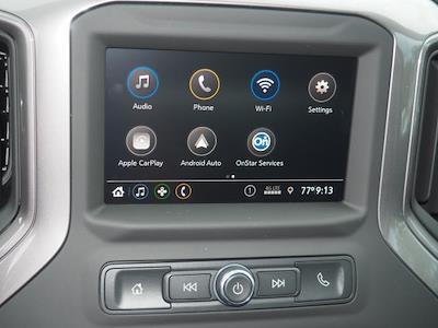 2021 Chevrolet Silverado 3500 Crew Cab 4x2, Platform Body #MF243604 - photo 16