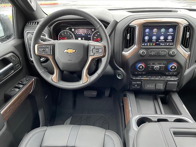 2021 Chevrolet Silverado 1500 Crew Cab 4x4, Pickup #MG389319 - photo 9