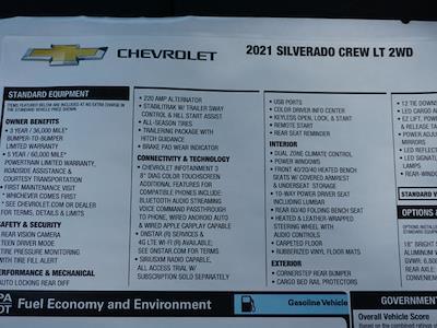 2021 Silverado 1500 Crew Cab 4x2,  Pickup #MG453267 - photo 18