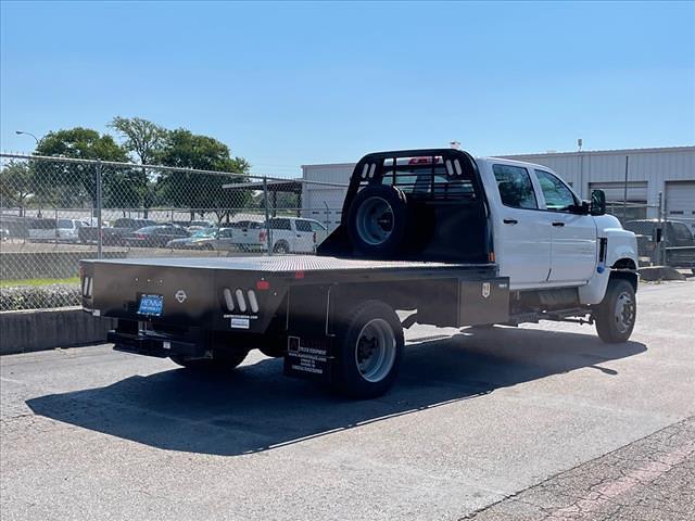 2021 Chevrolet Silverado 4500 Crew Cab DRW 4x4, CM Truck Beds RD Model Platform Body #MH265382 - photo 2