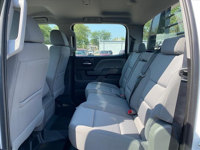 2021 Chevrolet Silverado 4500 Crew Cab DRW 4x4, CM Truck Beds RD Model Platform Body #MH609708 - photo 7