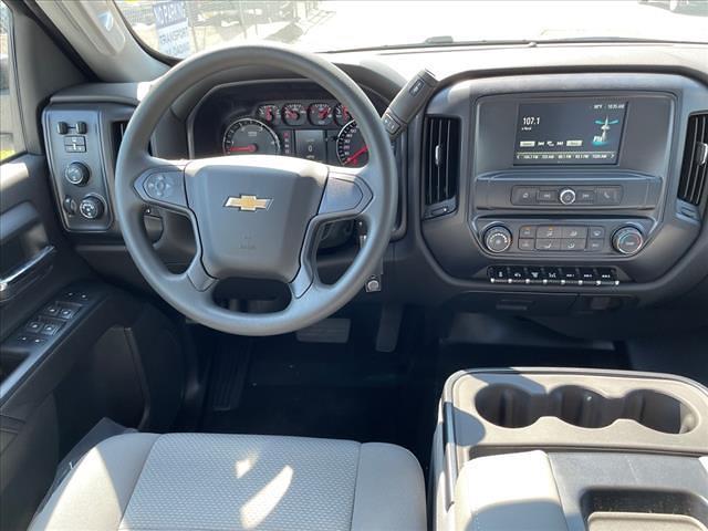 2021 Chevrolet Silverado 4500 Crew Cab DRW 4x4, CM Truck Beds RD Model Platform Body #MH609708 - photo 8