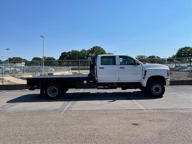 2021 Chevrolet Silverado 4500 Crew Cab DRW 4x4, CM Truck Beds Platform Body #MH609714 - photo 4