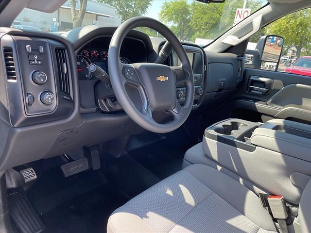 2021 Chevrolet Silverado 4500 Crew Cab DRW 4x4, CM Truck Beds Platform Body #MH609714 - photo 9