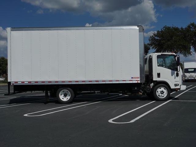 2021 LCF 4500 Regular Cab 4x2,  Morgan Truck Body Dry Freight #MS202129 - photo 5