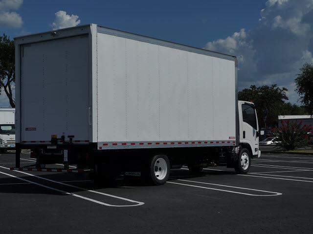 2021 LCF 4500 Regular Cab 4x2,  Morgan Truck Body Dry Freight #MS202129 - photo 2