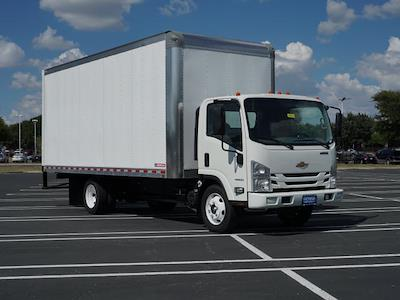 2021 LCF 4500 Regular Cab 4x2,  Morgan Truck Body Dry Freight #MS202129 - photo 1