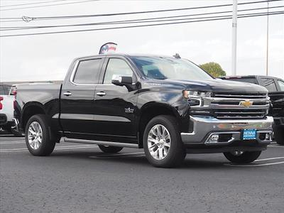 2021 Chevrolet Silverado 1500 Crew Cab 4x2, Pickup #MZ107696 - photo 1