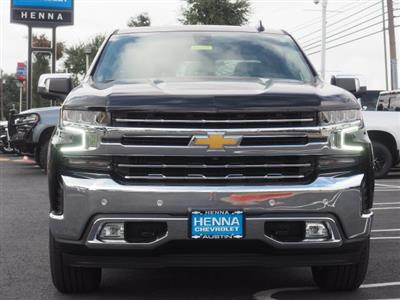 2021 Chevrolet Silverado 1500 Crew Cab 4x2, Pickup #MZ107696 - photo 3