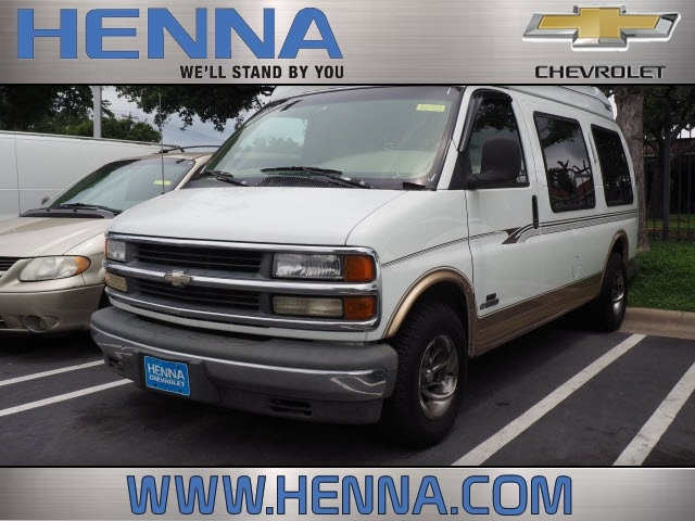 2000 Chevrolet Express 1500 4x2, Passenger Wagon #Y1239130 - photo 1
