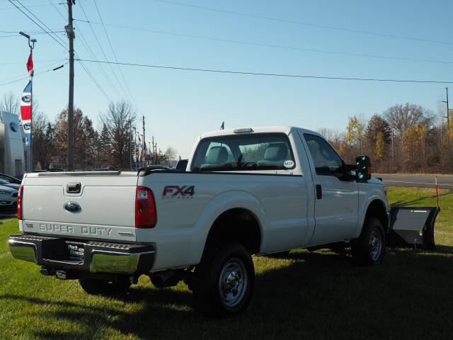 2016 F-250 Regular Cab 4x4, Pickup #T26207 - photo 4