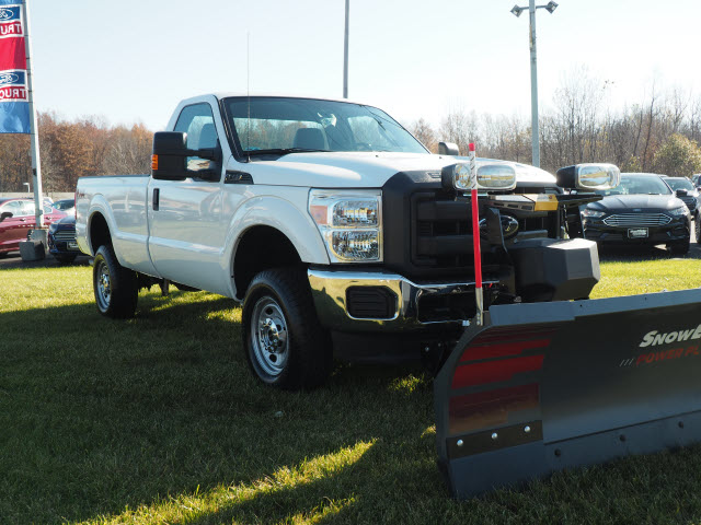 2016 F-250 Regular Cab 4x4, Pickup #T26207 - photo 7