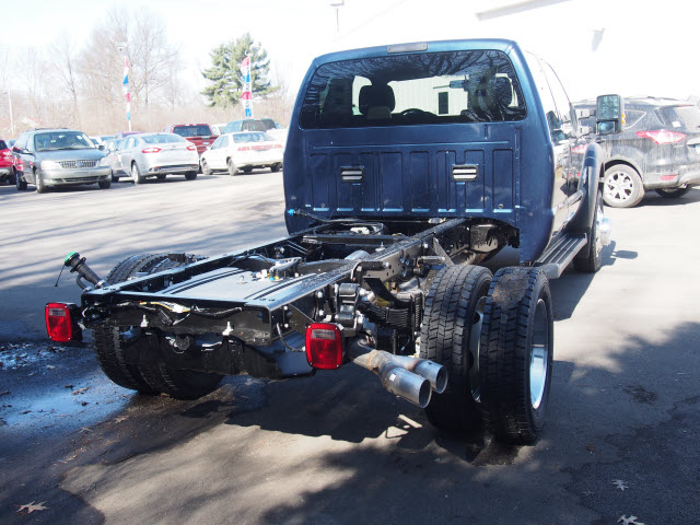 2016 F-450 Super Cab DRW 4x4, Cab Chassis #T26472 - photo 2