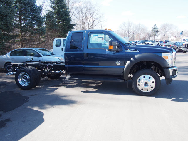 2016 F-450 Super Cab DRW 4x4, Cab Chassis #T26472 - photo 4
