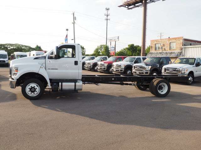 2016 F-650 DRW, Cab Chassis #T26641 - photo 3