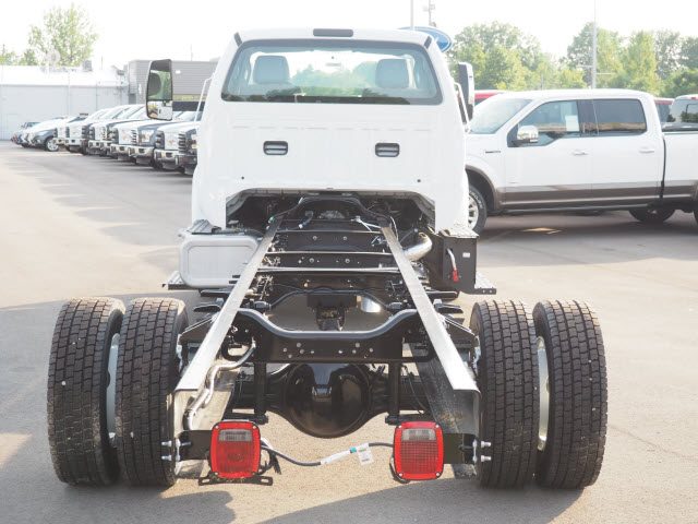 2016 F-650 DRW, Cab Chassis #T26641 - photo 4